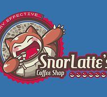 SnorLatte's Coffee Shop by Prismic-Designs
