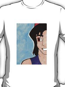 Cheeky Aladdin from Disney's Aladdin T-Shirt