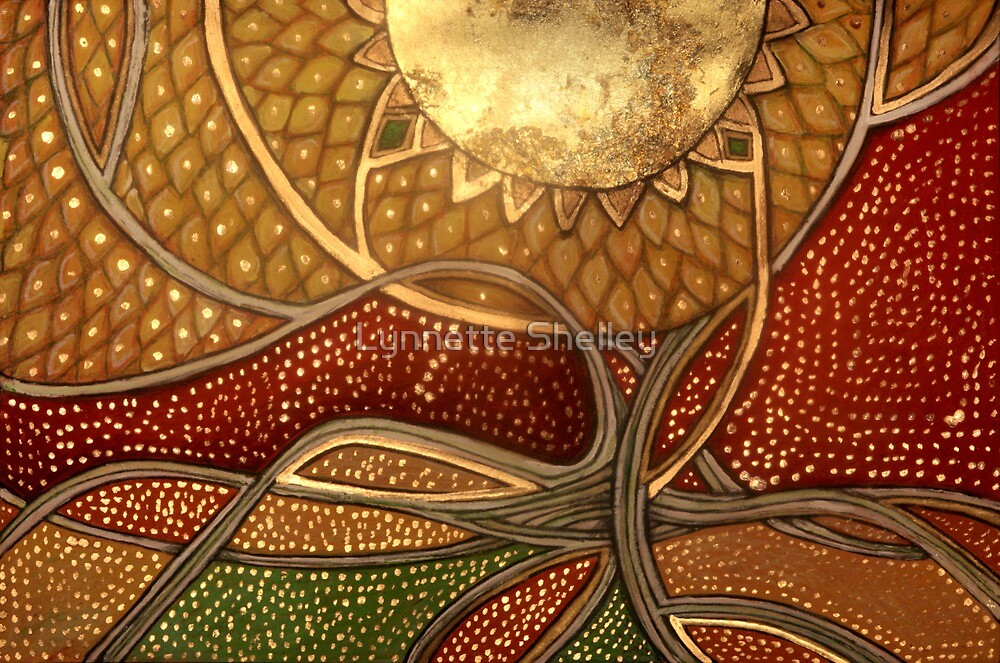 Tree of Life by Lynnette Shelley