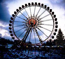 Ferris Wheel - Downtown Berlin by mavK