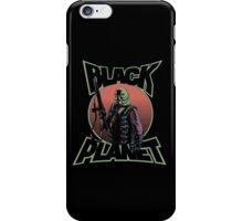 Black Planet iPhone Case/Skin