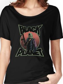 Black Planet Women's Relaxed Fit T-Shirt