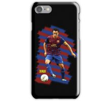 Xavi - BCN football player iPhone Case/Skin