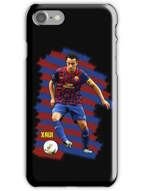 Xavi - BCN football player by ilmagatPSCS2