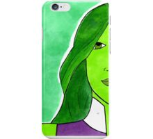 She Hulk – Legal Eagle & Badass Superhero iPhone Case/Skin