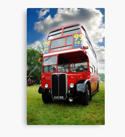 London Transport Canvas Print