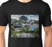 Mountain Goat Unisex T-Shirt