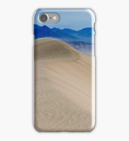 Dune Curves iPhone Case/Skin