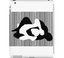 MMA Mixed Martial Arts REAR NAKED CHOKE iPad Case/Skin