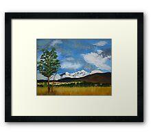 Tatra Mountains/ Poland Framed Print