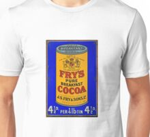 Tin Plate Sign - Fry's Breakfast Cocoa T-Shirt