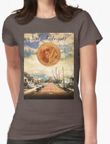 Sixto Rodriguez  Womens Fitted T-Shirt