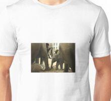The littlest one Unisex T-Shirt