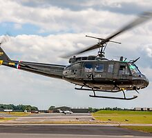 Bell UH-1H Iroquois 7221509/129 G-UHIH by Colin Smedley