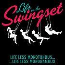 Life on the Swingset Logo by swingsetlife