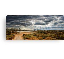 Avalon - HDR, Australia Canvas Print
