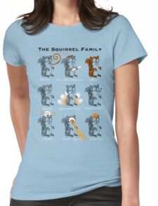 The Squirrel Family T-Shirt