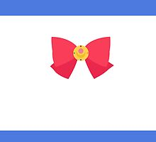 Sailor Moon Bow by wefit