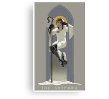 The Shepard Canvas Print