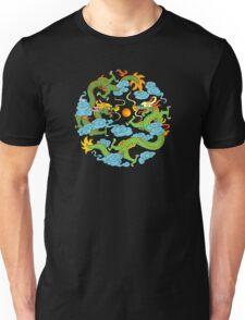 Chinese Dragon T-Shirt Unisex T-Shirt