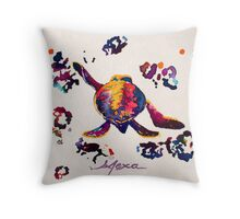 Bye Bye Baby Hatchling Throw Pillow