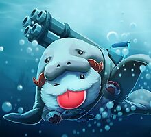Urf Poro HQ by Dhaxina
