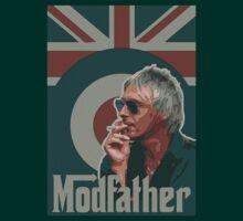 Weller - Modfather by EvilGravy