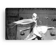 Chinese Opera Performer Canvas Print