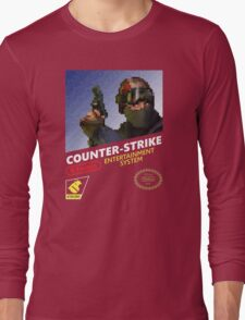 CS:GO Retro T-Shirt Long Sleeve T-Shirt