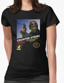CS:GO Retro T-Shirt Womens Fitted T-Shirt