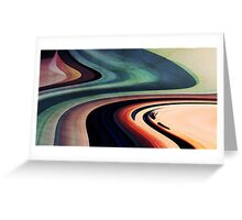 Dali's Highway Greeting Card