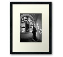 Oude Kirk Church Framed Print
