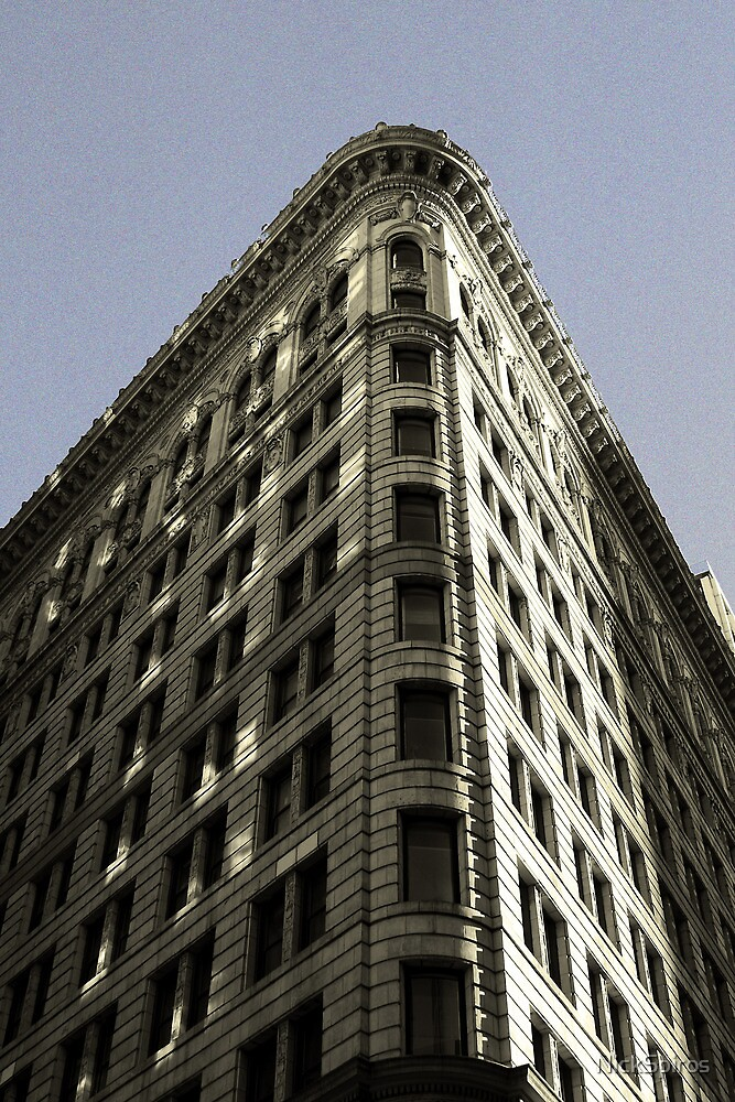Flat Iron by NickSpiros