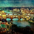 Florence late afternoon by Tarrby
