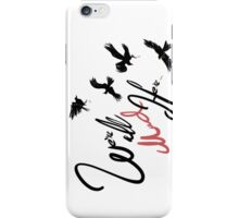 We're all mad here... iPhone Case/Skin