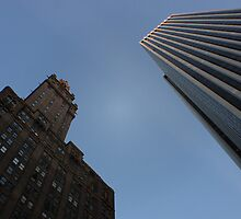 NYC Steel Giants by NickSpiros