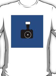 minimal photocam T-Shirt
