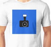 minimal photocam Unisex T-Shirt