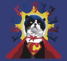 It's Supercat! by Donata Zawadzka