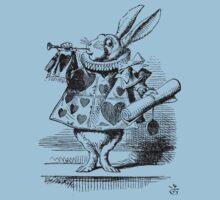 The White Rabbit Baby Tee
