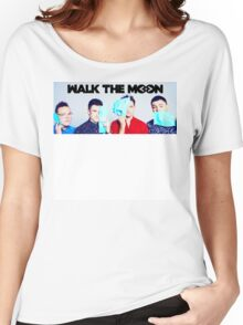 walk the moon Women's Relaxed Fit T-Shirt