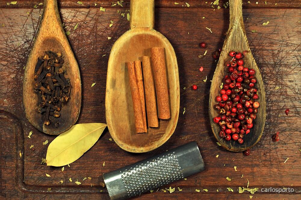 Spices by carlosporto