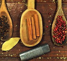 Spices by carlosporto