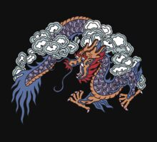 Chinese Dragon Kids Tee