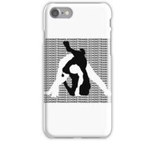 Triangle Choke MMA Mixed Martial Arts  iPhone Case/Skin