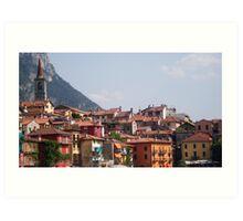 Varenna, Italia Art Print