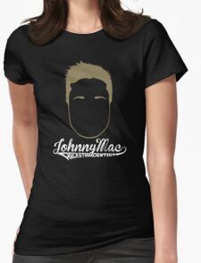 Johnny Mac Womens Fitted T-Shirt