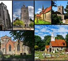Churches of Hillingdon by Chris Day