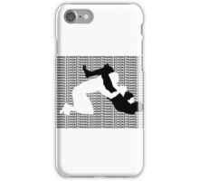 Triangle Choke 2 MMA Mixed Martial Arts  iPhone Case/Skin