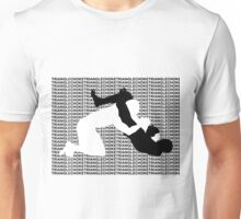Triangle Choke 2 MMA Mixed Martial Arts  Unisex T-Shirt